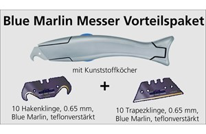 Blue Marlin Messer Vorteilspaket