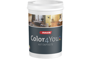 ADLER Color-4You-Mixpasten